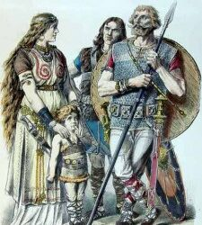 Government and Women of the ancient Germanic tribes